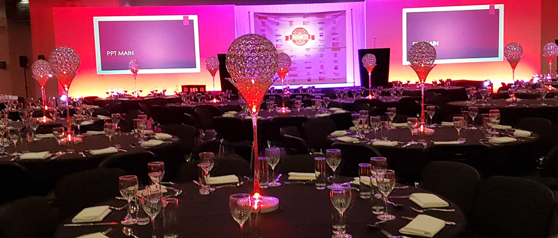 Supplier of Balloons, centrepieces and more