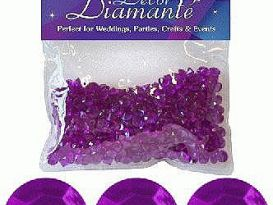 amethyst diamante
