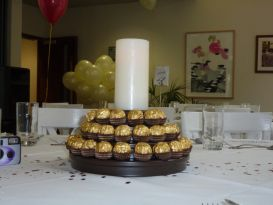 ferrero led candle