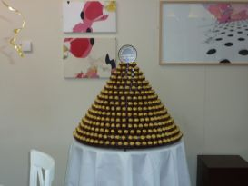 ferrero tower warwick university prom
