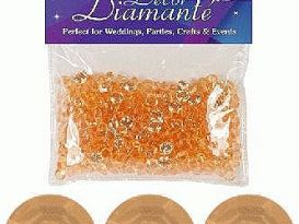 gold diamante