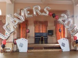 leavers 2011 arch