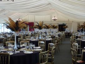 redrow prohibition themed event