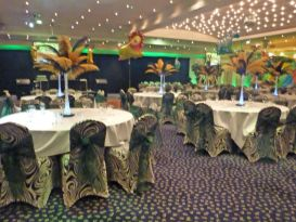 safari themed event