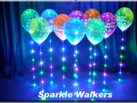 sparkle  walkers